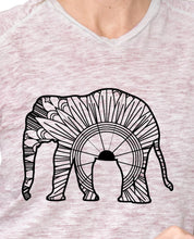 Asian Elephant Mandala SVG