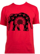 Asian Elephant Mandala Animals SVG