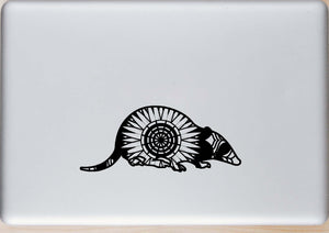 Bandicoot Mandala Animals SVG