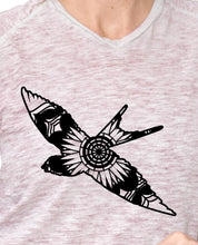 Barn Swallow Mandala Animals SVG