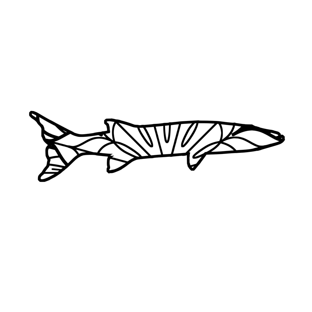 Barracuda Mandala - Barracuda Mandala Svg -