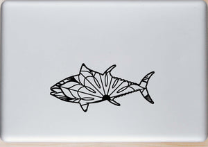 Bluefin Tuna Mandala - Bluefin Tuna Mandala Svg -