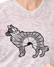 Border Collie Mandala SVG