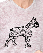 Boxer Dog Mandala - Boxer Dog Mandala Svg -