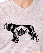 Bulldog Mandala Animals SVG