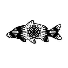 Carp Mandala Animals SVG