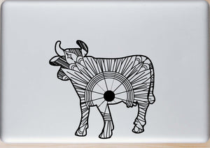 Cow Mandala SVG