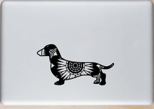 Dachshund Mandala Animals SVG