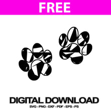 Dog Paws Svg Free