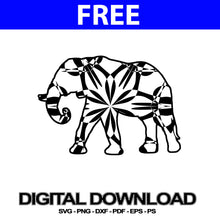Elephant Svg Downloads