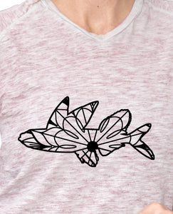 Flying Fish Mandala - Flying Fish Mandala Svg -