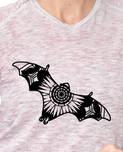 Flying Fox Mandala Animals SVG