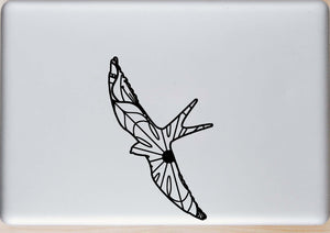 Flying Swallow Mandala - Flying Swallow Mandala Svg -