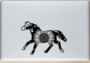 Galloping Horse Mandala Animals SVG