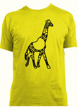 Giraffe Hot Summer Mandala Designs