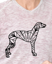 Greyhound Dog Mandala - Greyhound Dog Mandala Svg -