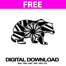 Grizzly Bear Svg Free