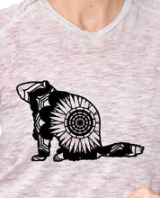 Groundhog Mandala Animals SVG