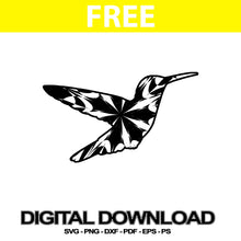 Hummingbird Svg Downloads