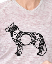Husky Dog Hot Summer Mandala Designs