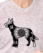 Kelpie Mandala Animals SVG