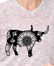 Longhorn Mandala Animals SVG