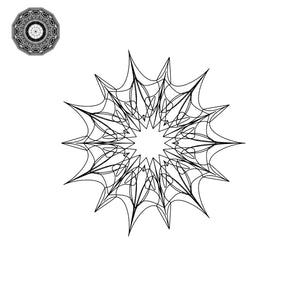 Mandala SVG Design