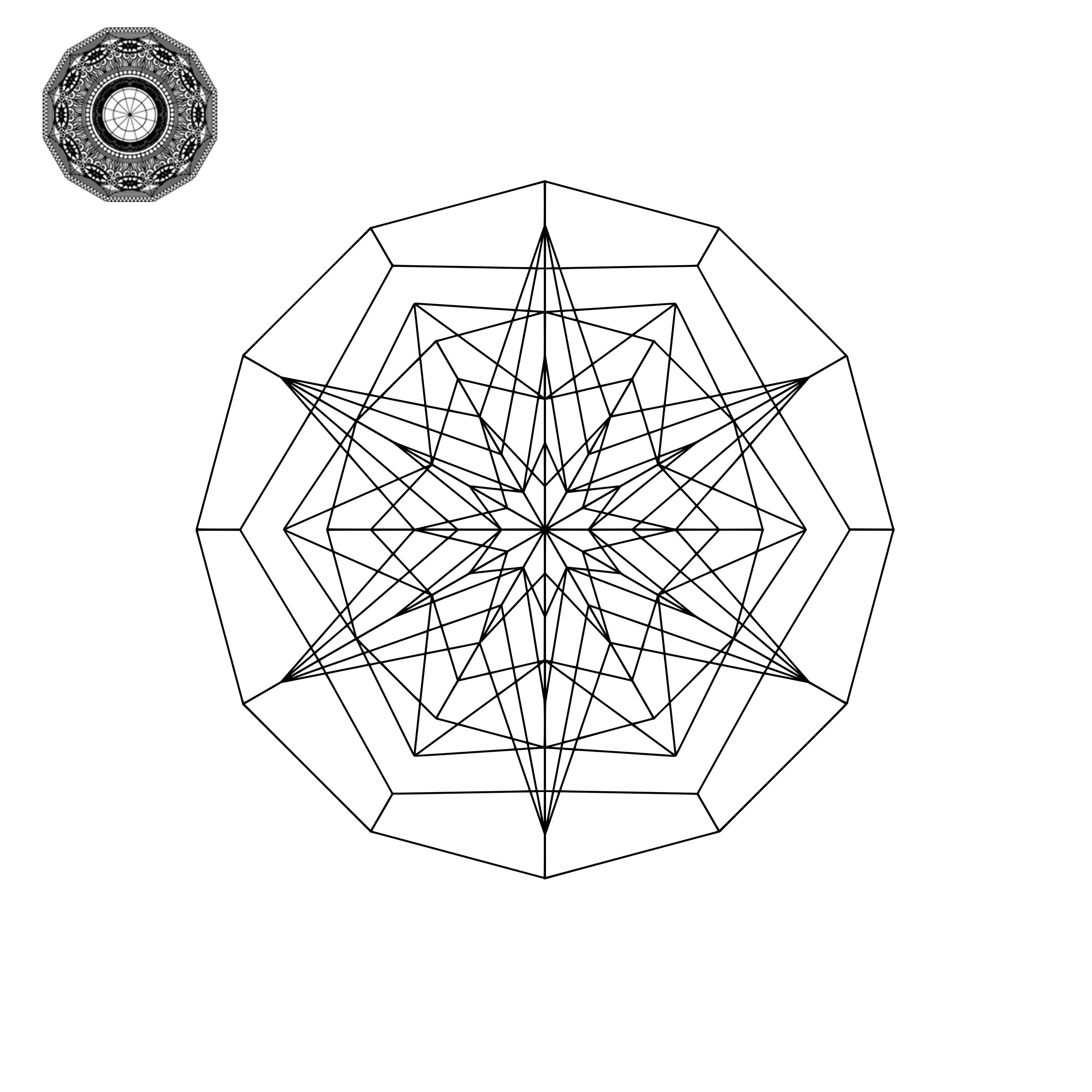 Mandala Graphics