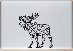 Moose Deer Mandala - Moose Deer Mandala Svg -