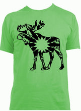 Moose Deer Mandala Winter SVG
