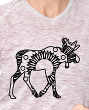 Moose Hot Summer Mandala Designs