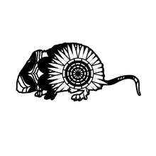 Mouse Mandala Animals SVG