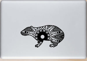 Paca Mandala Animal SVG