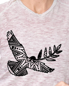 Peace Dove Mandala Animal SVG