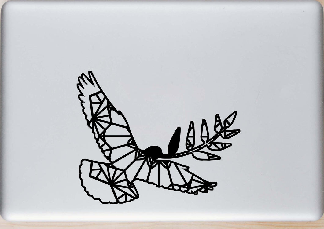Peace Dove Mandala Animal SVG, PNG, DXF & EPS Cut File Download