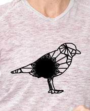 Piping Plover Mandala Animal SVG, PNG, DXF & EPS Cut File Download