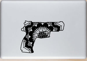 Pistol Mandala Animals SVG