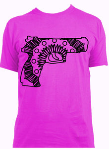 Pistol Hot Summer Mandala Designs
