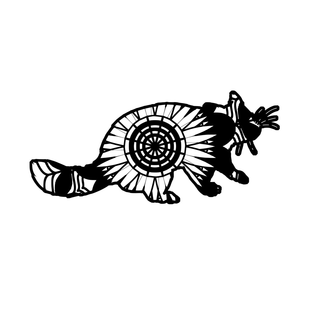 Possum Mandala Animals SVG