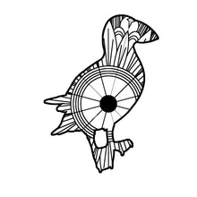 Puffin Mandala SVG