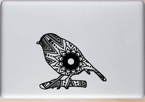 Robin Mandala Animal SVG