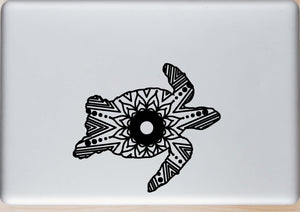Sea Turtle Mandala Animal SVG