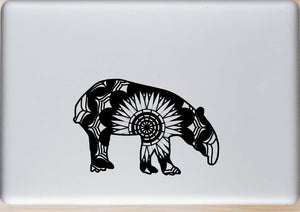 Tapir Mandala Animals SVG
