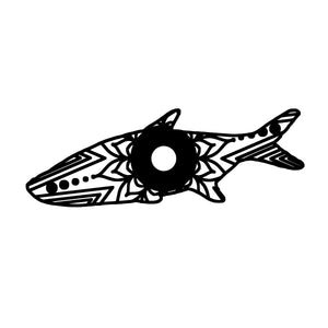 Tarpon Mandala Animal SVG