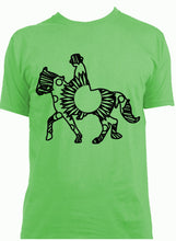 Tennessee Walking Horse Hot Summer Mandala Designs