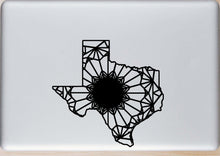Texas Map Mandala Animal SVG, PNG, DXF & EPS Cut File Download