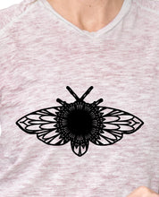Tiger Moth Mandala - Tiger Moth Mandala Svg - Tiger Moth Animal Mandala Svg - Tiger Moth Mandala Monogram