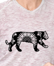 Tiger Mandala Animals SVG