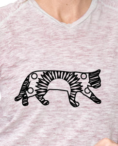 Walking Cat Hot Summer Mandala Designs