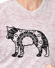 Wolf Hot Summer Mandala Designs